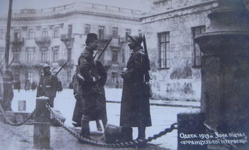 Интервенция на Юге России: как греки под Херсоном воевали история