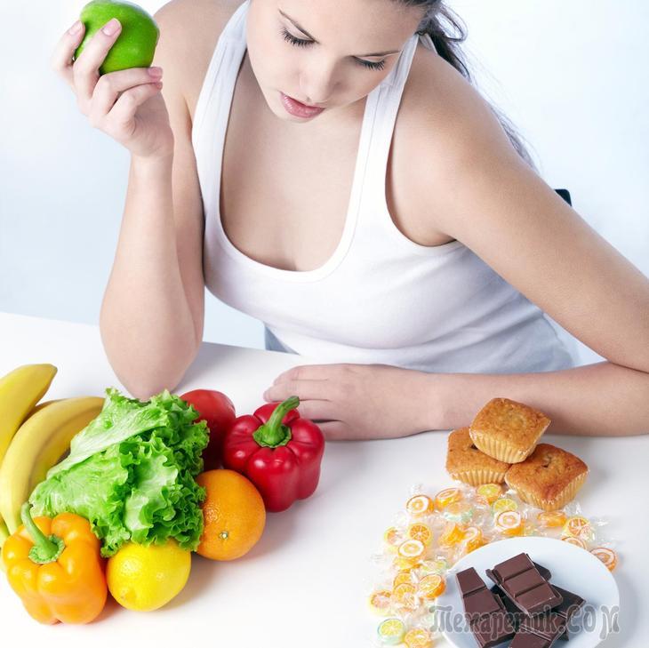 Какие продукты можно на любимой диете