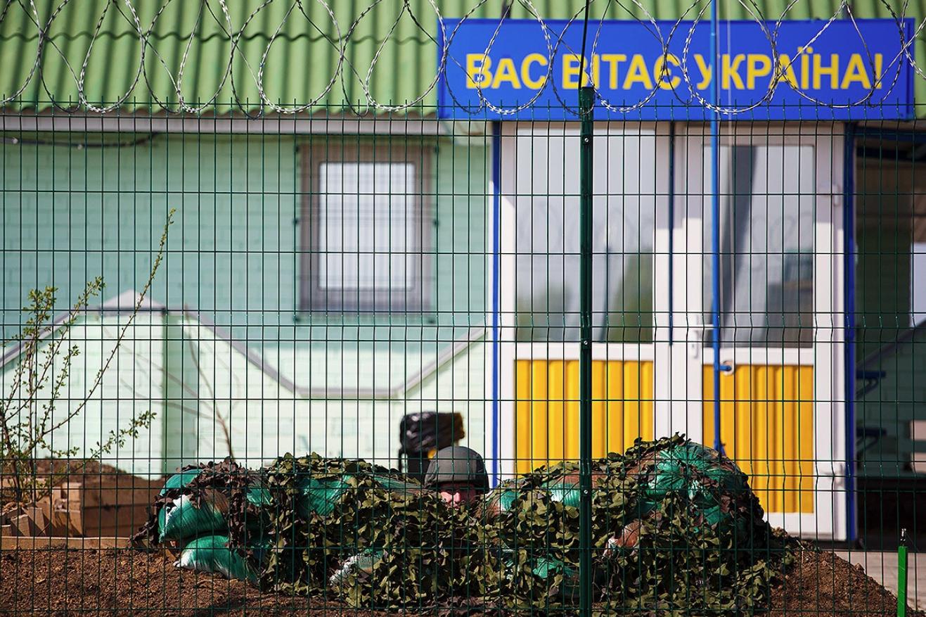 Украинский президент приказал разобраться со всеми слабыми местами на границе