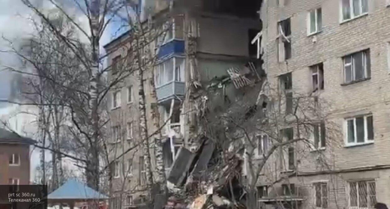 МЧС РФ заявило об одном погибшем в результате ЧП в Орехово-Зуево