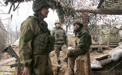 Вот пуля пролетела и война: Бочке с порохом на Донбассе не хватает искры