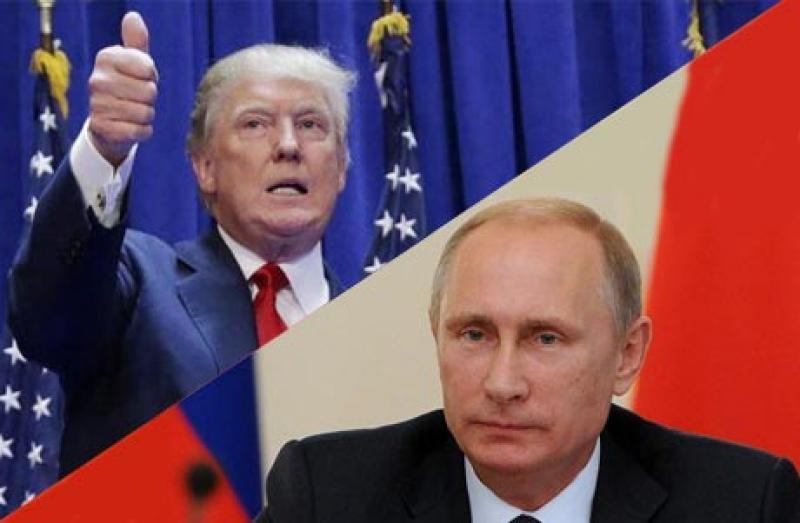 Путин и Трамп поделят мир по…