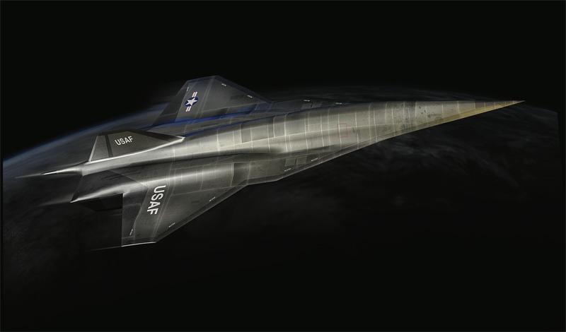 SR-72: американский самолет-шпион, который невозможно поймать пространство, sr-72