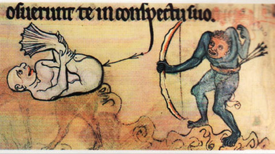 «Такое странное Средневековье» или несколько весьма интересных фактов об искусстве того времени. Часть 2