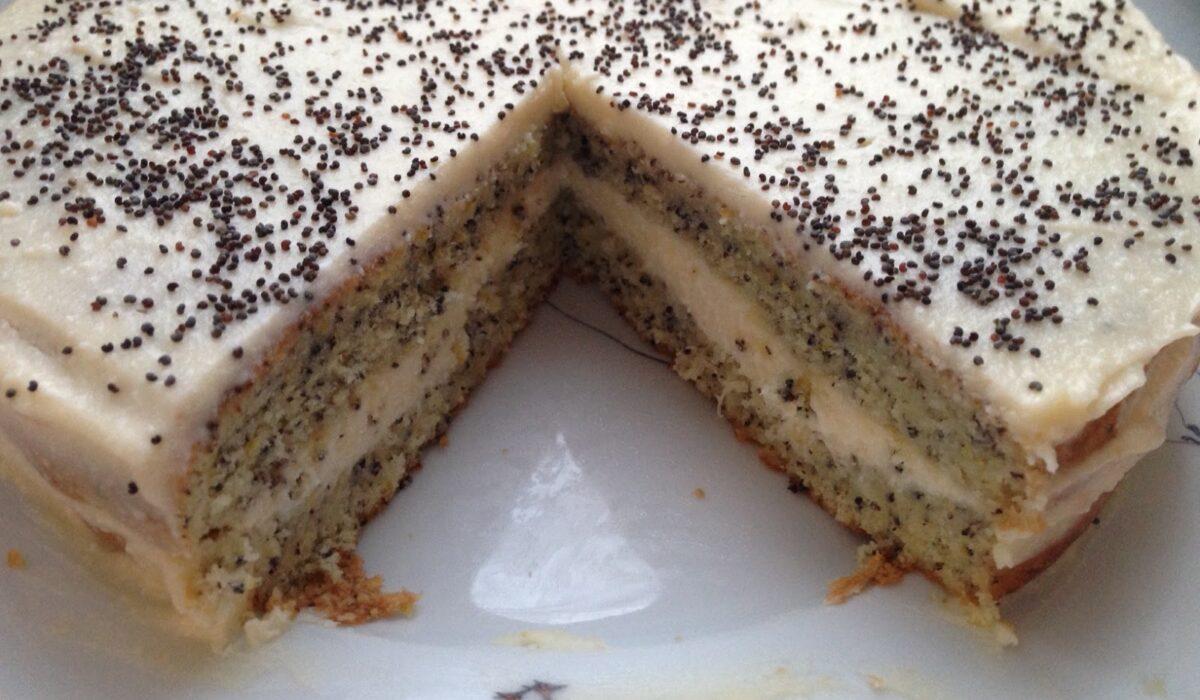 Для особого случая: готовим итальянский маковый торт десерты,торты