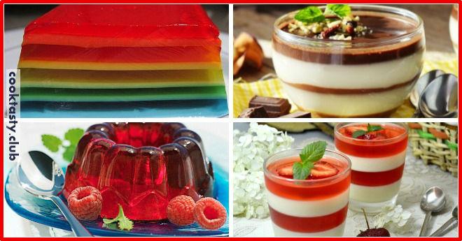 10 способов приготовить освежающее желе