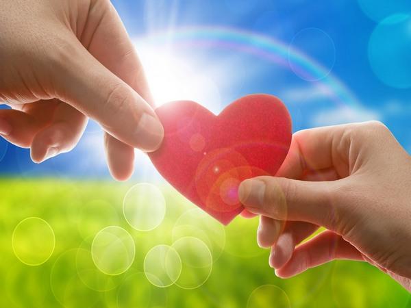 Там где есть Любовь, всегда …