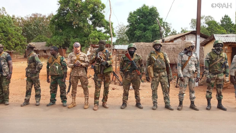 Армия ЦАР разгромила базу радикалов в провинции Муан-Сидо Весь мир