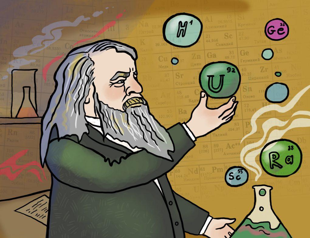Всему свое место: как химия стала наукой