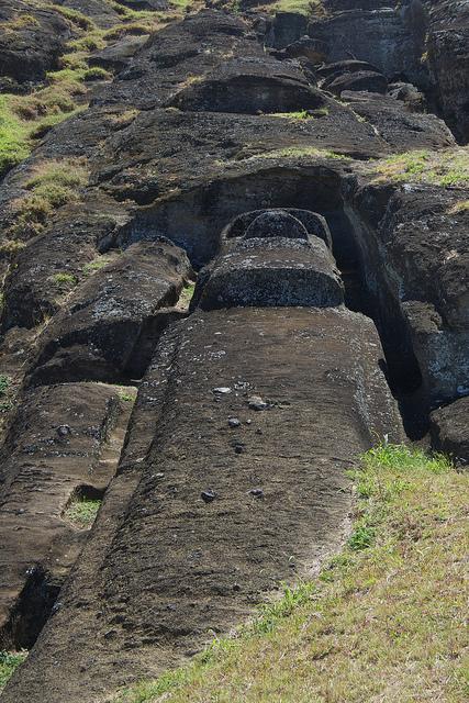 Ученые утверждают, что раскрыли секрет статуй острова Пасхи - вода где-то рядом! археология