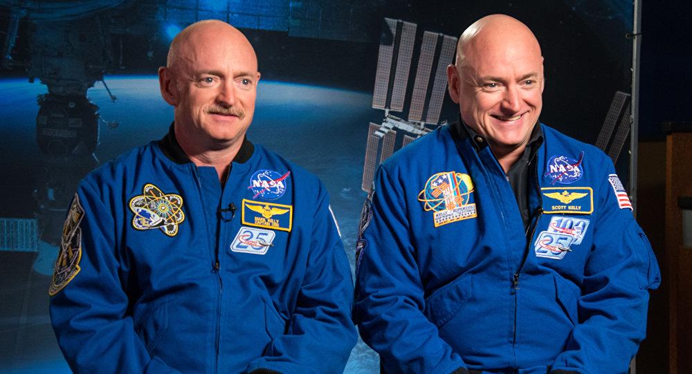 Год в космосе изменил гены одного из братьев-близнецов до неузнаваемости: старение пошло вспять