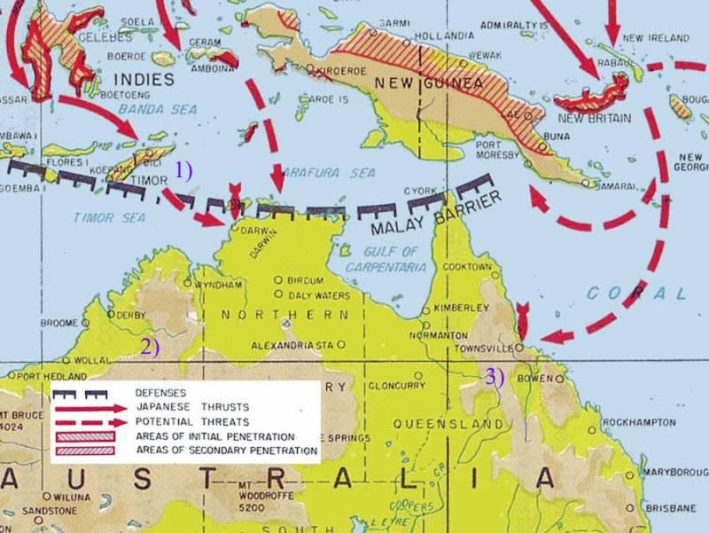 И примкнувшая к ним Австралия... история