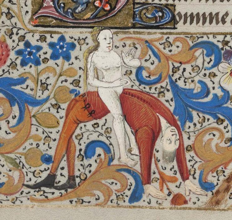 Часослов, Франция, XV век, Женевская библиотека