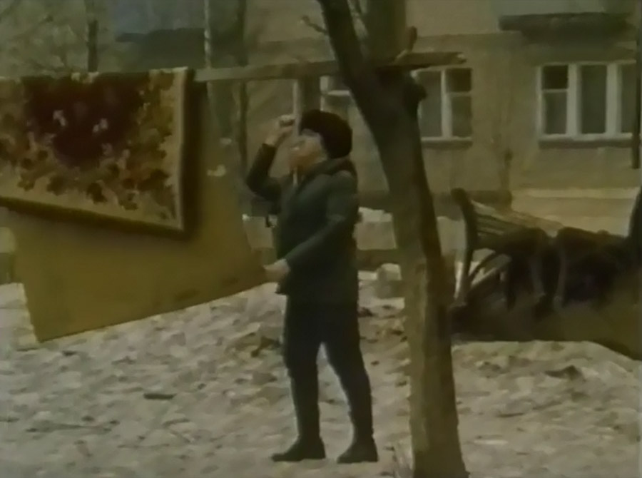 Страшный СССР в запрещённом фильме кино и тв