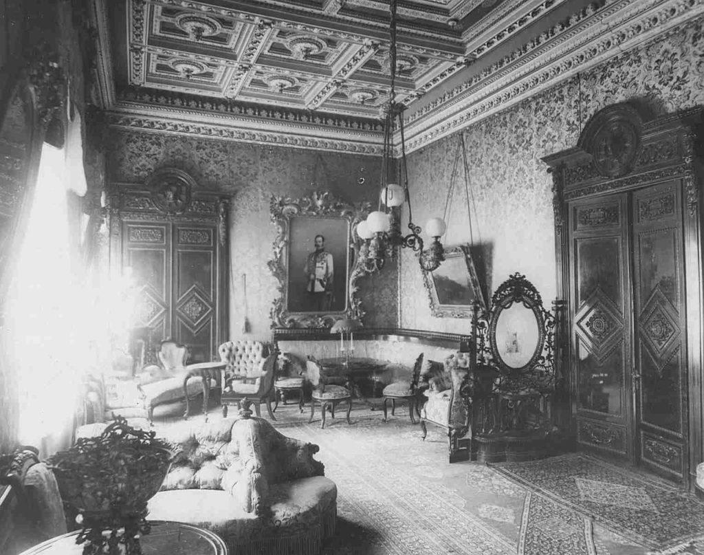 Старомосковский стиль: как обустраивали дома богатые москвичи в царской России идеи для дома,интерьер и дизайн
