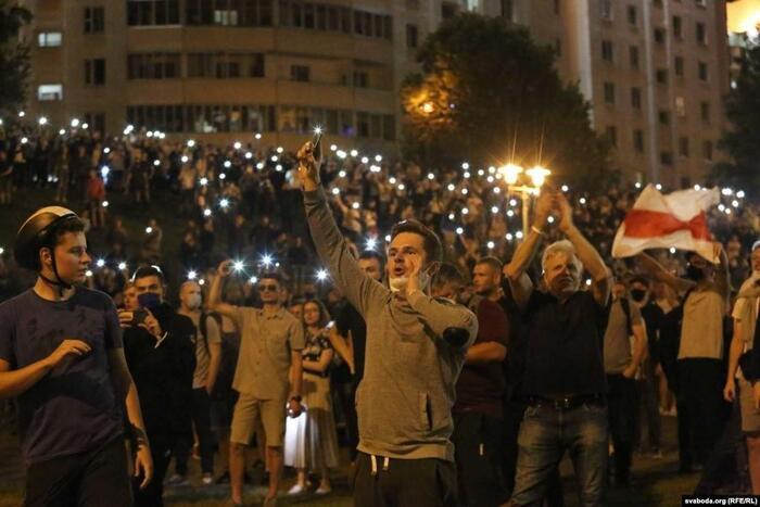 Чего хочет протест? Белоруссия,выборы,Лукашенко,политика