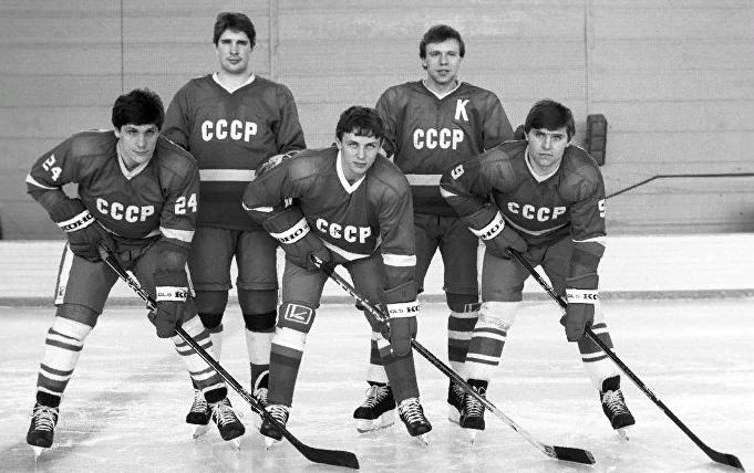 Sportbibeln: великолепная русская пятерка для многих была худшим кошмаром
