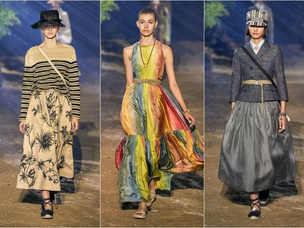 Экология во всём! Коллекция Dior весна-лето 2020