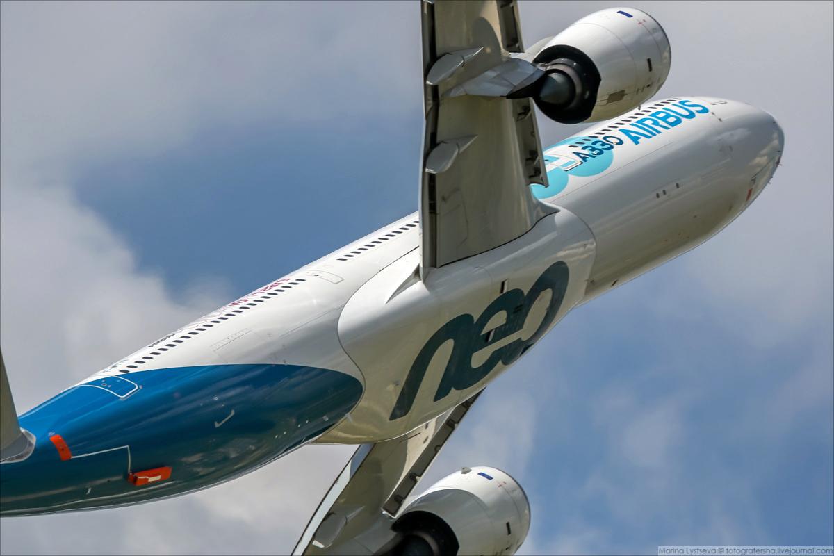 Новинки от Airbus,  фаворита  Ле Бурже-2019