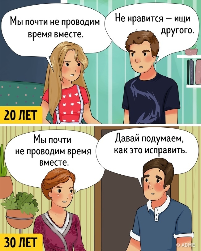 14 вещей об отношениях, кото…