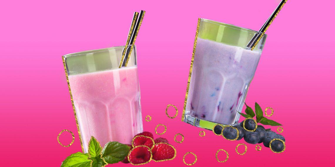 10 рецептов вкусных молочных коктейлей