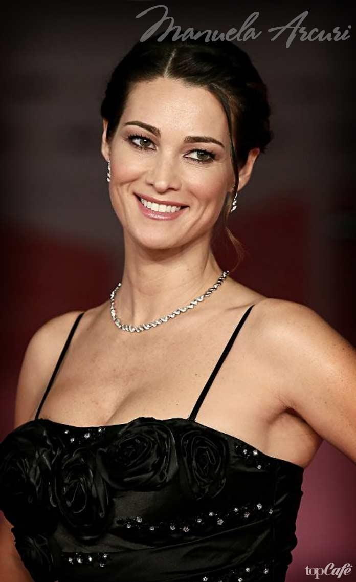 Красивые итальянские актрисы: manuela arcuri