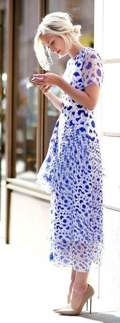 Chic Spring Streets | IN FASHION daily