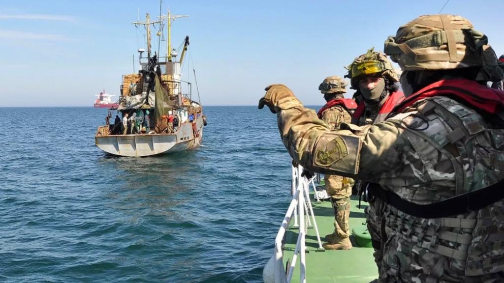 Российских моряков не пустили в Николаевский порт из-за «крымского прошлого»