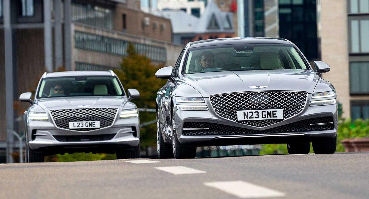 Genesis объявил о начале официальных европейских продаж Автомобили
