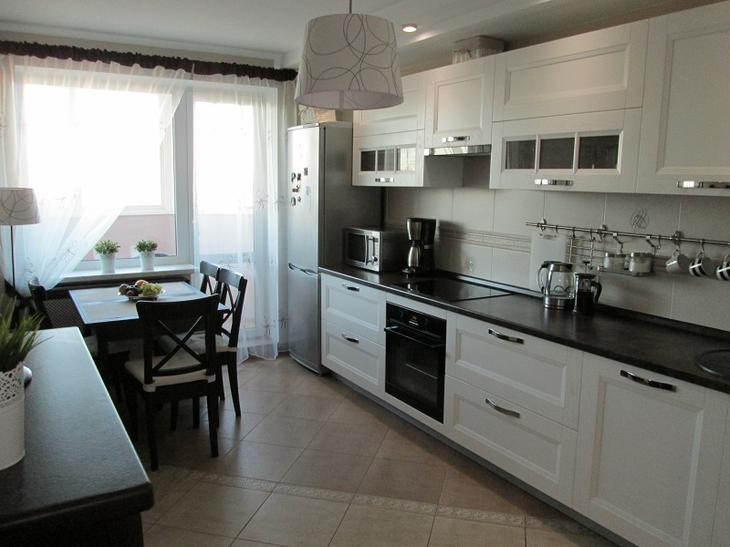 Кухня: лаконичность, простота и уют