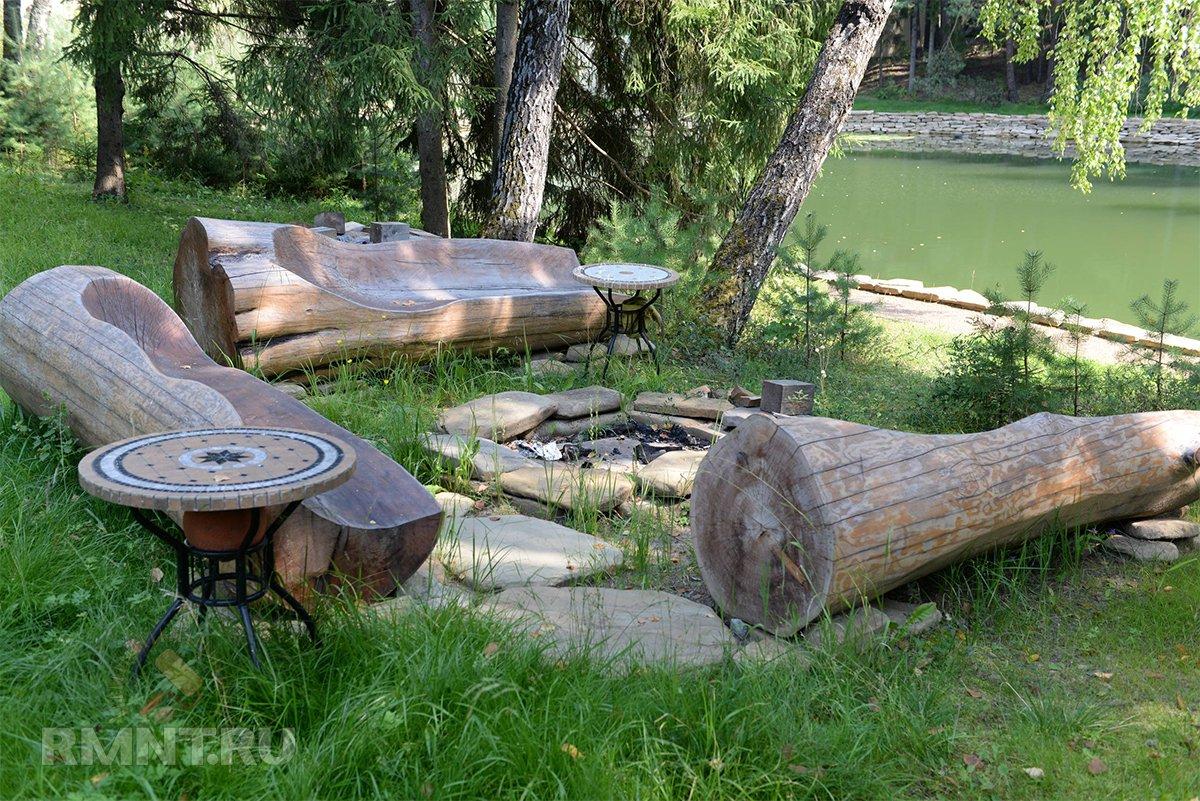 Примеры правильного обустройства зоны с мангалом на участке дача,идеи для дачи,сад и огород