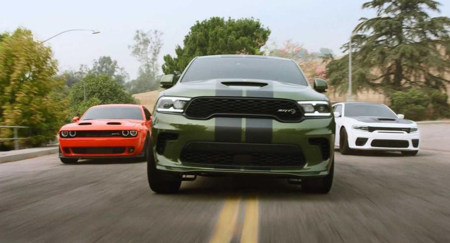 Dodge назвал себя самой молодёжной автомобильной маркой Автомобили