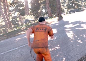В новом геймплее SCUM от создателей Serious Sam показали реалистичное передвижение персонажей в открытом мире