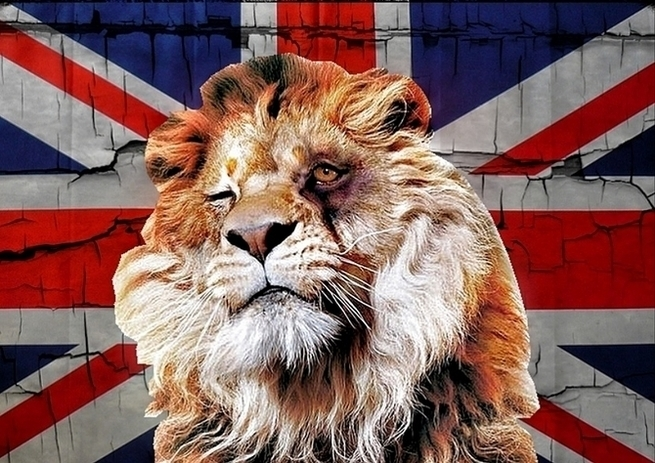 Британский лев, похоже, отощ…