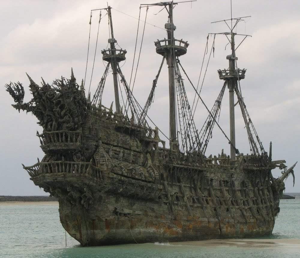 Забавные пиратские традиции