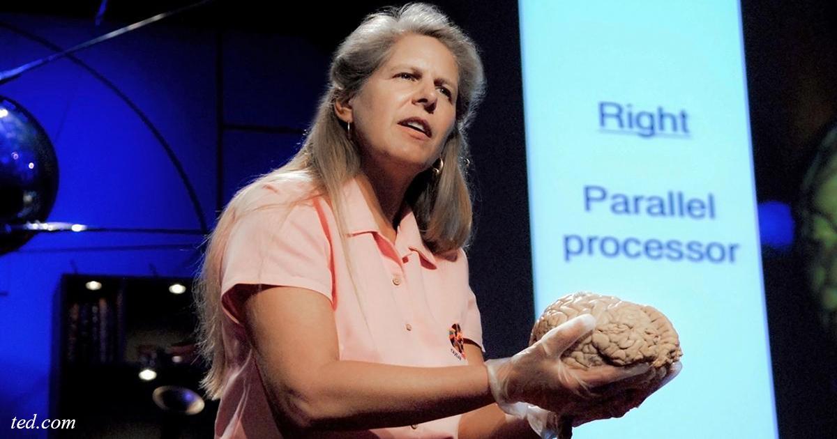 Нейробиолог из Гарварда: И только после инсульта я поняла, в чем главная тайна жизни