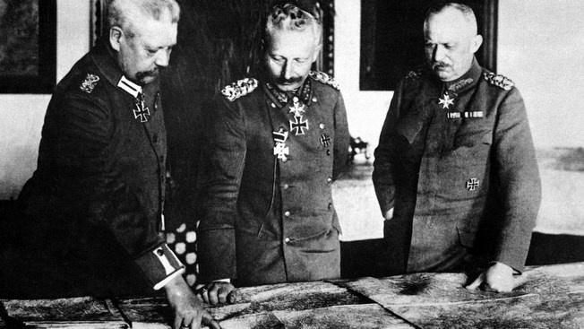 Немецко-большевистский рецепт распада Великой России по национальному признаку