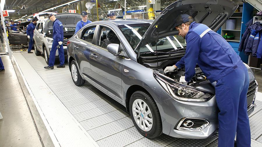 Картинки по запросу Hyundai получит российские моторы