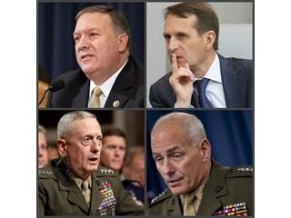 Директор СВР, Сергей Нарышкин, предъявил Вашингтону российские козыри
