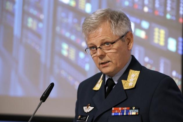 Норвегия боится вторжения российских ВКС