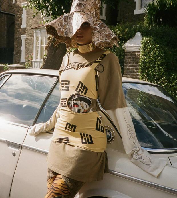 Три эксцентричных fashion-уровня испанки Ситы Абеллан
