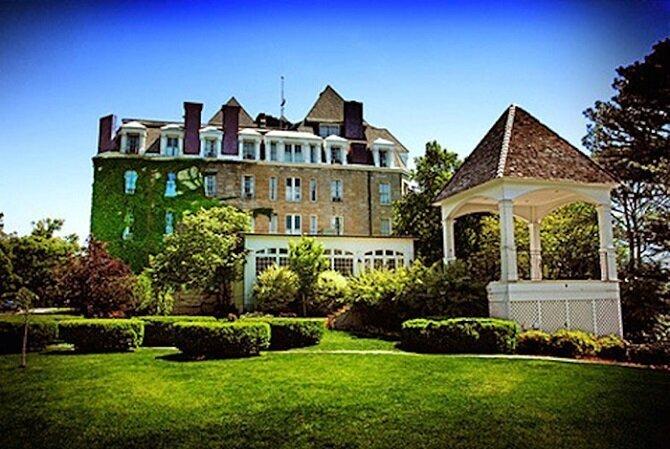 5. Отель Crescent Hotel&Spa 1886 – Юрика-Спрингс, Арканзас история, привидения, факты