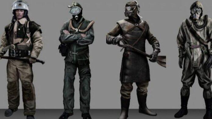 В Steam выйдет симулятор ликвидатора Чернобыльской катастрофы action,chernobyl liquidators simulator,Игры