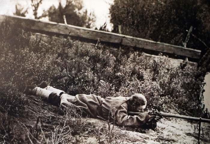 31. Донской стрелок до революции, донские казаки, история, казаки, казачий быт, фотографии