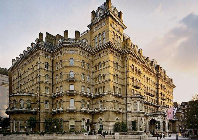 17. Отель «Лангхем» – Лондон, Англия история, привидения, факты