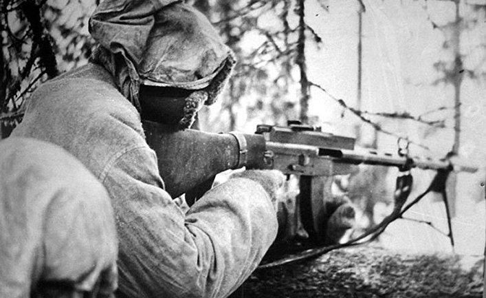 «Белая смерть»: как бывший подданный России стал главным истребителем русских солдат