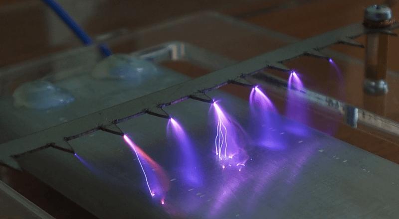 Электростатический очиститель воздуха своими руками