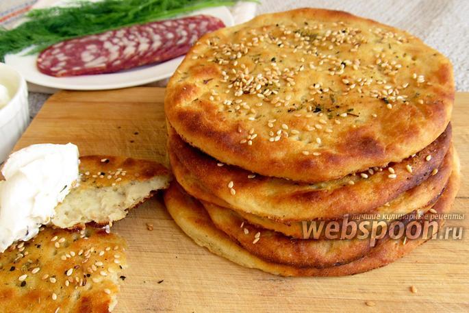 Картофельные лепешки в духовке рецепт с фото