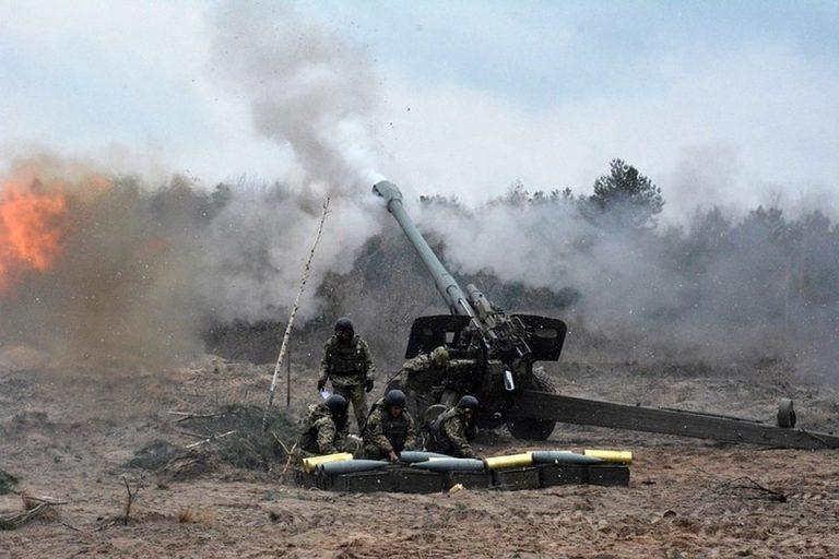 Каратели усилили обстрелы территории ЛНР. Сводка: 23 марта