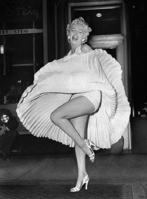 «Летящее» платье Мэрилин Монро: история наряда, который стал визитной карточкой актрисы